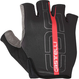 Castelli Tempo Gloves Men black/red